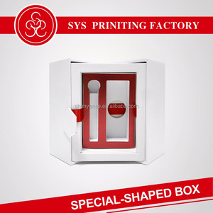 Special-shaped Folding Magnet Paper Box