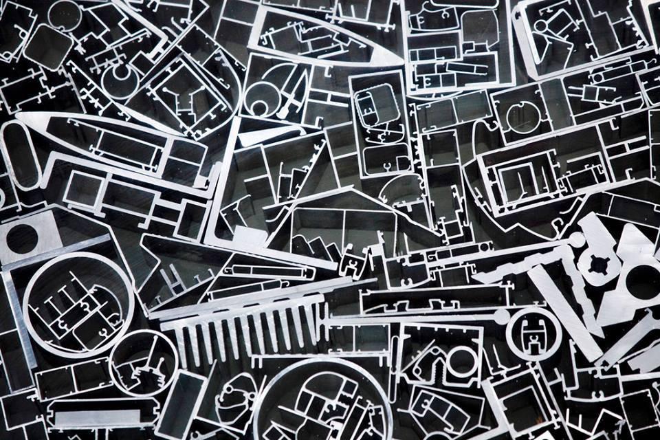 Aluminum Profile Extrusion For Aluminum Supplier Philippines