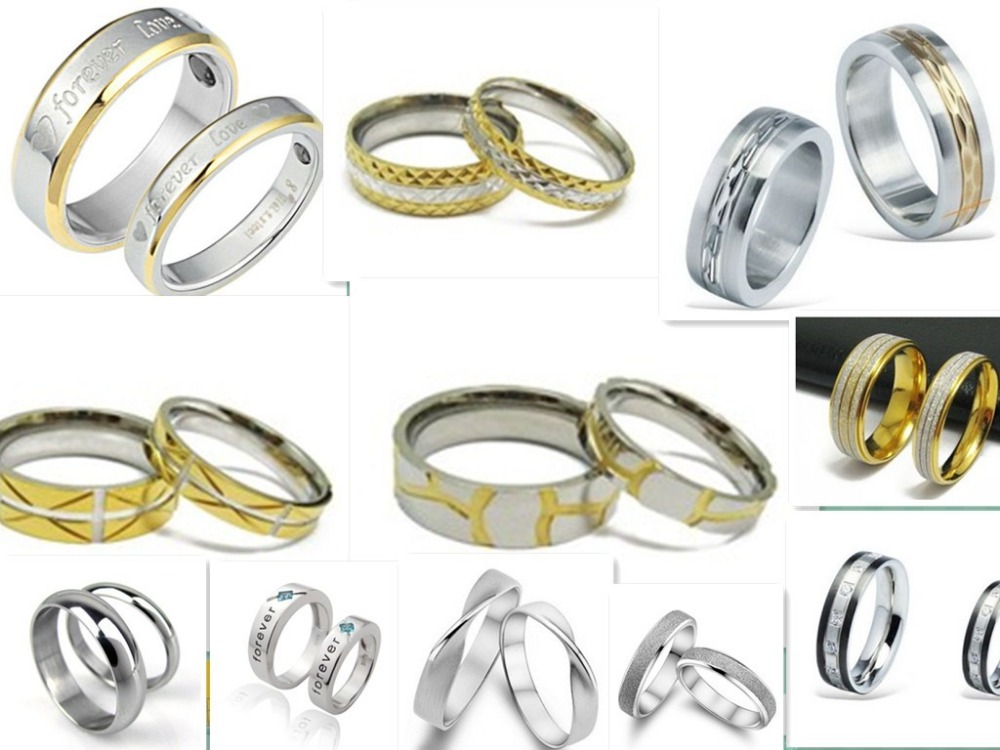 thumb rings finger white wedding double products print in gold graphics jewellery