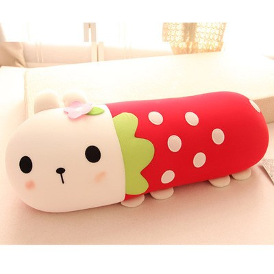 2016 Promotion Gift Cute Stuffed Animal Pillow Baby Neck Pillow Plush U Shape Neck Pillow Animal ...