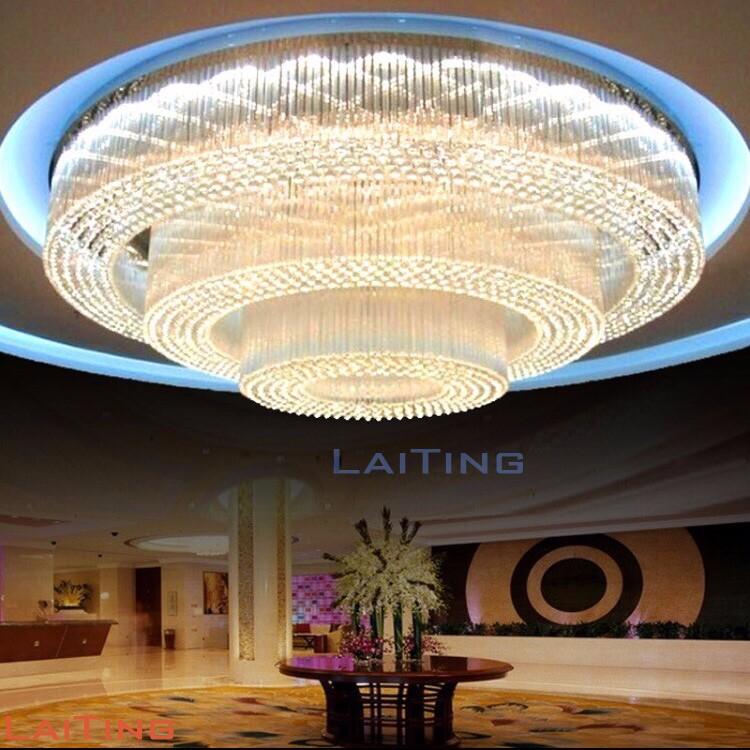 Banquet Hall Ceiling Chandelier Light