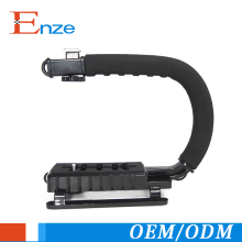 ETET-DS01 Video dslr camera DV Stabilizer /camera stabilizer chinaVideo Handle Mount Grip For DV Camcorder gimbal stabilizer han