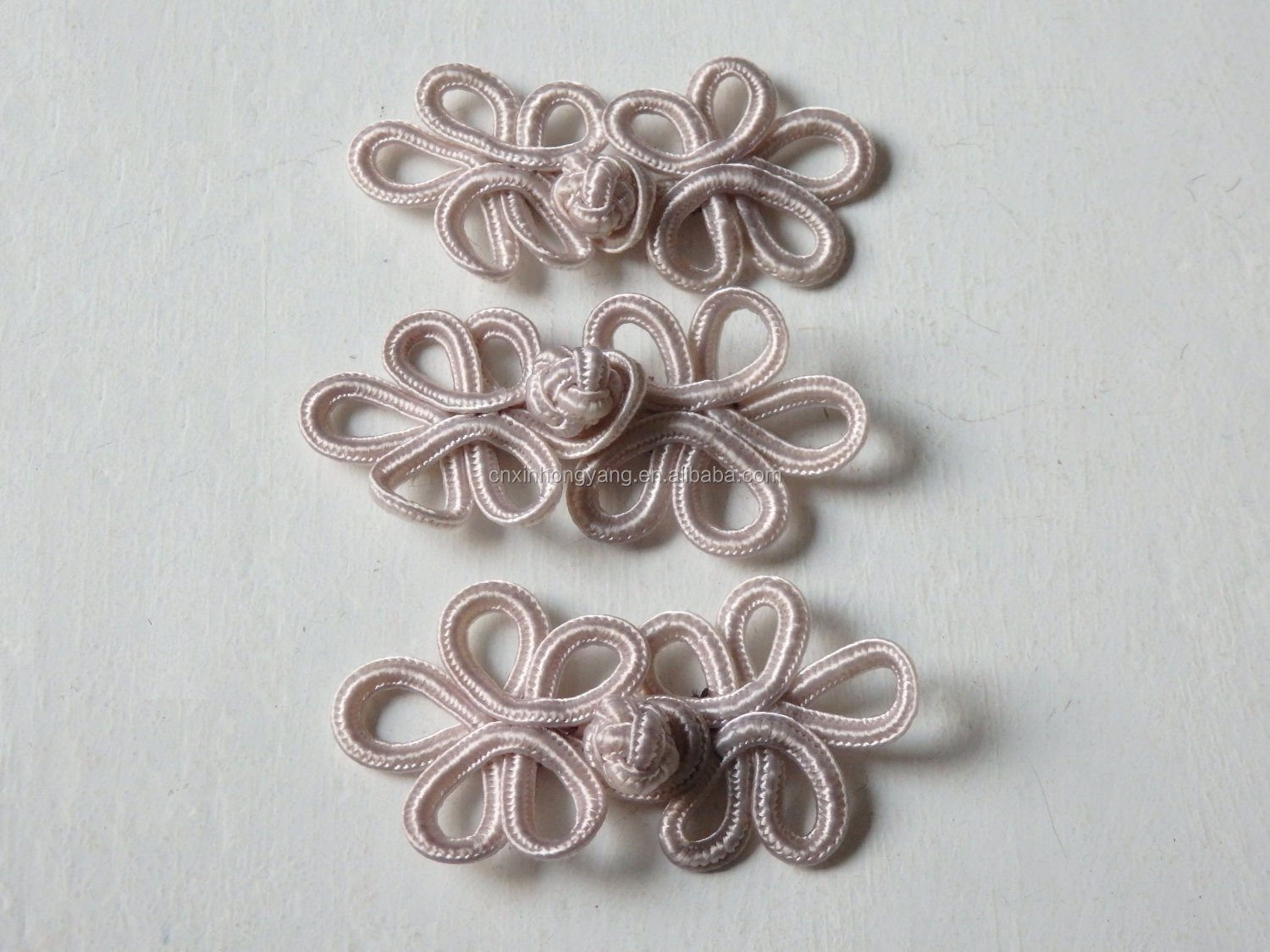 Frog Fasteners Button Knots /& Cufflings
