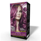 Dark and lovely hair dye cosmetics manufacturer different color hair colorant
