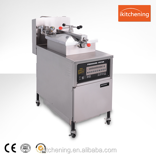 Energy Saving Turkey Pressure Fryer With Factory Price | High Quality Turkey Pressure Fryer With Oil Filtration System