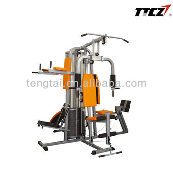 Hot sale 4 way Home Gym/Multi Station/Function Trainer, View 4 way ...