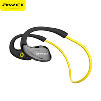 AWEI CSR chipset sport hifi headset wireless bluetooth headphone