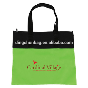 Custom trend-right style painting jumbo storage eco tote carrying bag
