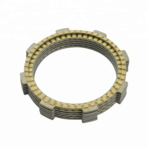 High Temperature Resistance & Wear Resistant 125CC Kevlar Fiber Clutch Plate in Motorcycle for HONDA CG125 CBT125 CG CBT 125 CC