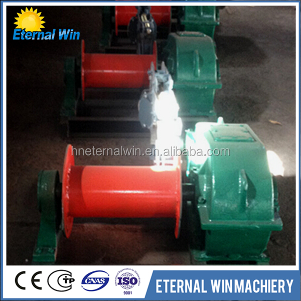 2 t wire rope 12 v electric winch motor cho cáp kéo