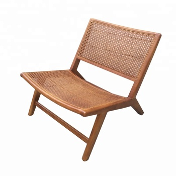 modern design hotel furniture leisure chair wooden rattan relaxing