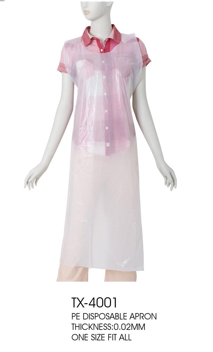 White apron meals - Wholesale Pvc Plastic Kids Kitchen Apron Cooking Apron With Sleeves