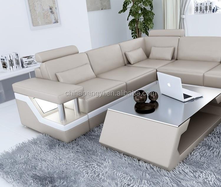 Popular Old Style Togo Sofa, Big Sofa Set For Living Room PY H2203C