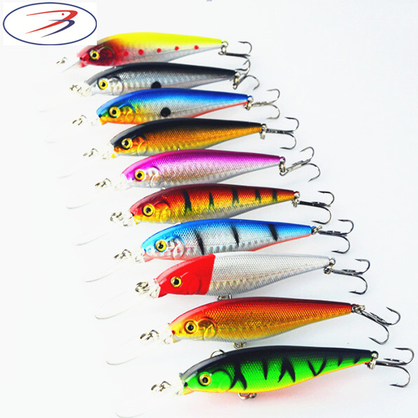 Professional manufacture bulk soft plastic fishing baits lures