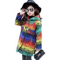Fashion Children's winter clothes coats