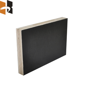 black brown used shuttering 4x8 plywood board
