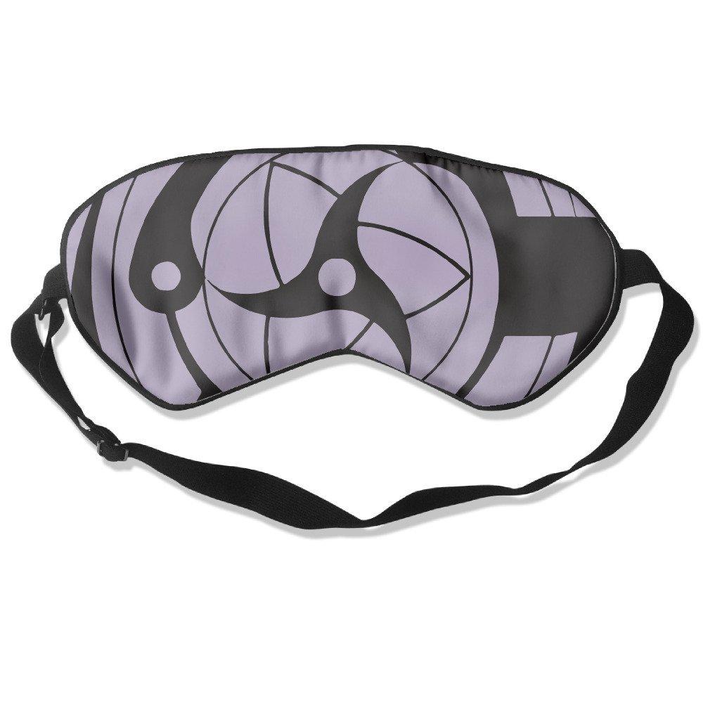 buy naruto rinnegan sharingan eyes natural silk sleeping eye mask