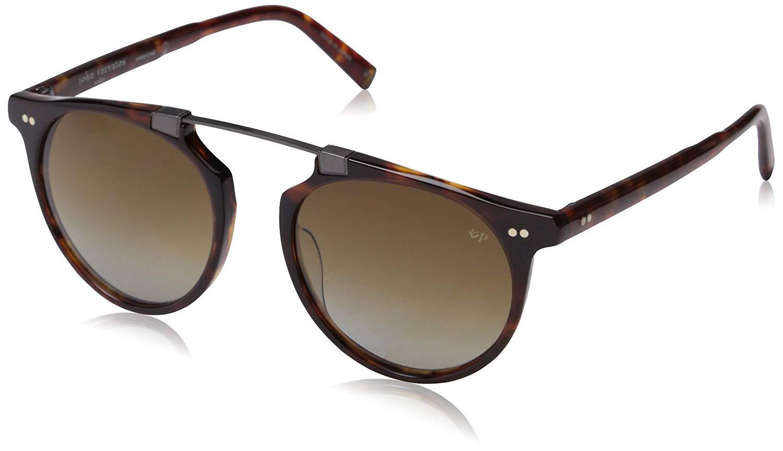 4720f61d12ac3 Get Quotations · John Varvatos Men s V602 Polarized Round Sunglasses