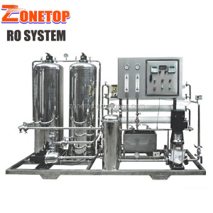 Good Quality RO Water Filter System/Water Purifying And Packaging Machine