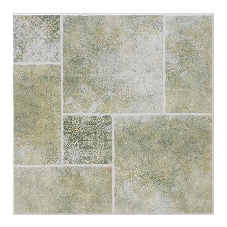 Bathroom Decorative Anti Infiltration Shiny Lightweight Floor Tile