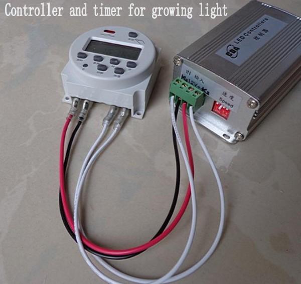 Wireless Dimmable Sunset Sunrise 90w Led Aquarium Light: Online Buy Wholesale Aquarium Led Lighting Controller From