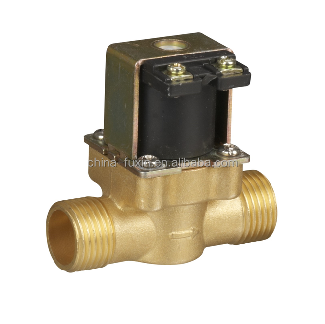 1/2 Inch Control Valve Universal Water Electric Valve 220v Ac ...