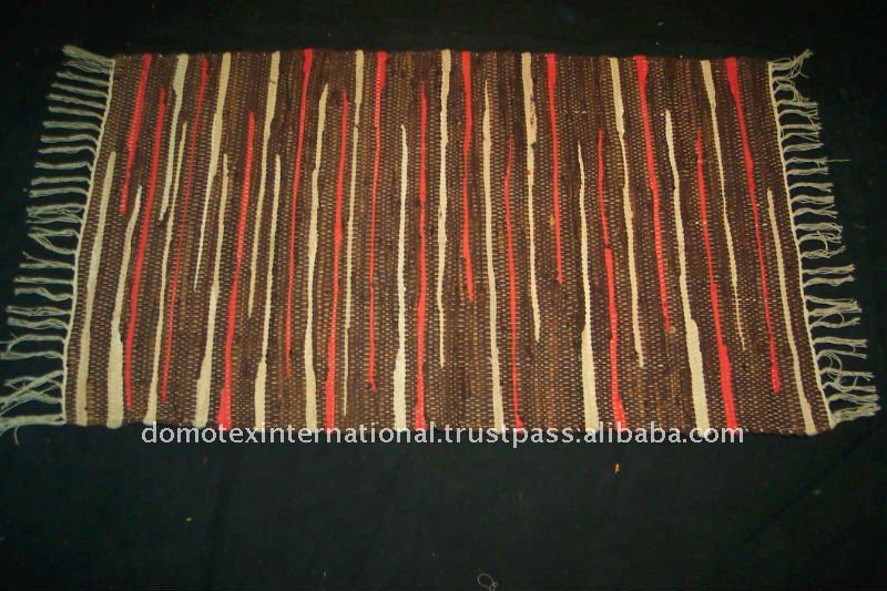 Multicolored Chindi Rug Buy Multicolored Chindi Rug