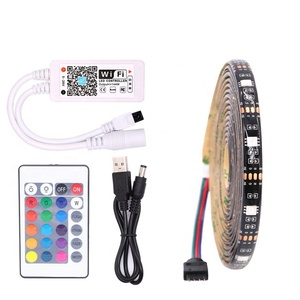 High Quality DC5V 12V 24V LED Strip for TV Backlight 5050 2835 5630 3014 3528 TV SMD Flexible LED Strip Light