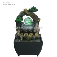 New brand 2017 resin indoor fountains from China famous supplier