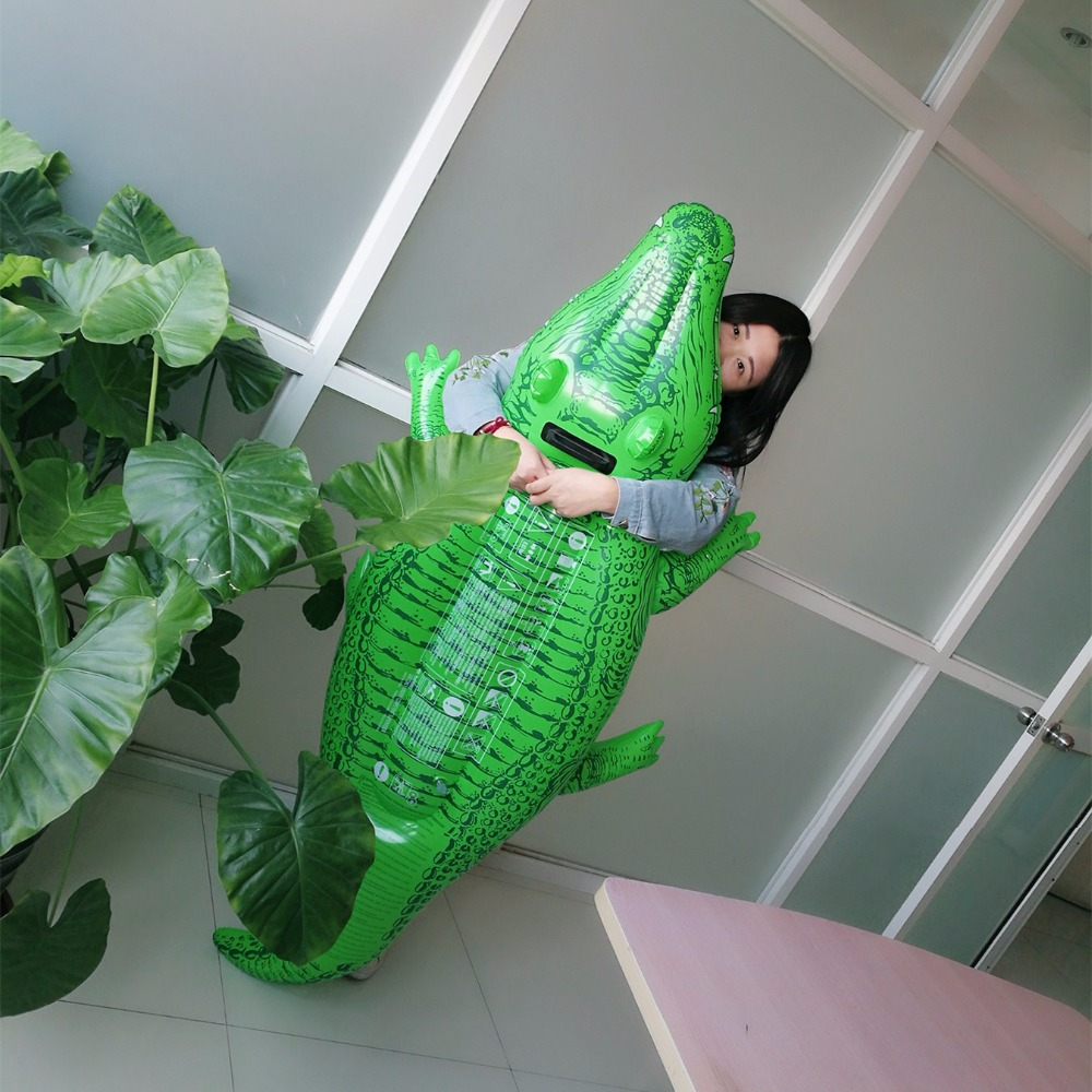 Inflatable Crocodile Pool Float, Inflatable Crocodile Pool Float Suppliers  And Manufacturers At Alibaba.com