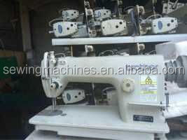 Used brother B-1110-3 lockstich sewing machine prices
