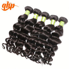 Ali Queen Hair Malaysian Loose Wave For Black Women,Virgin Malaysian Hair Weave Accept Paypal