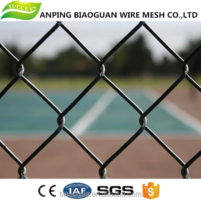 chain link fence machine price/temporary chain link fence/chain link fence