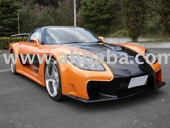 Rx-7 Veilside Fortune Trader Exporter  Automobile - Buy Automobile Product  on Alibaba com