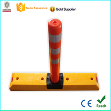 wholesale price collapsible poles pu warning post