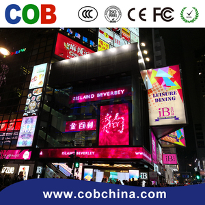 High quality p10 traffic led display good quality electronic dynamic outdoor screen
