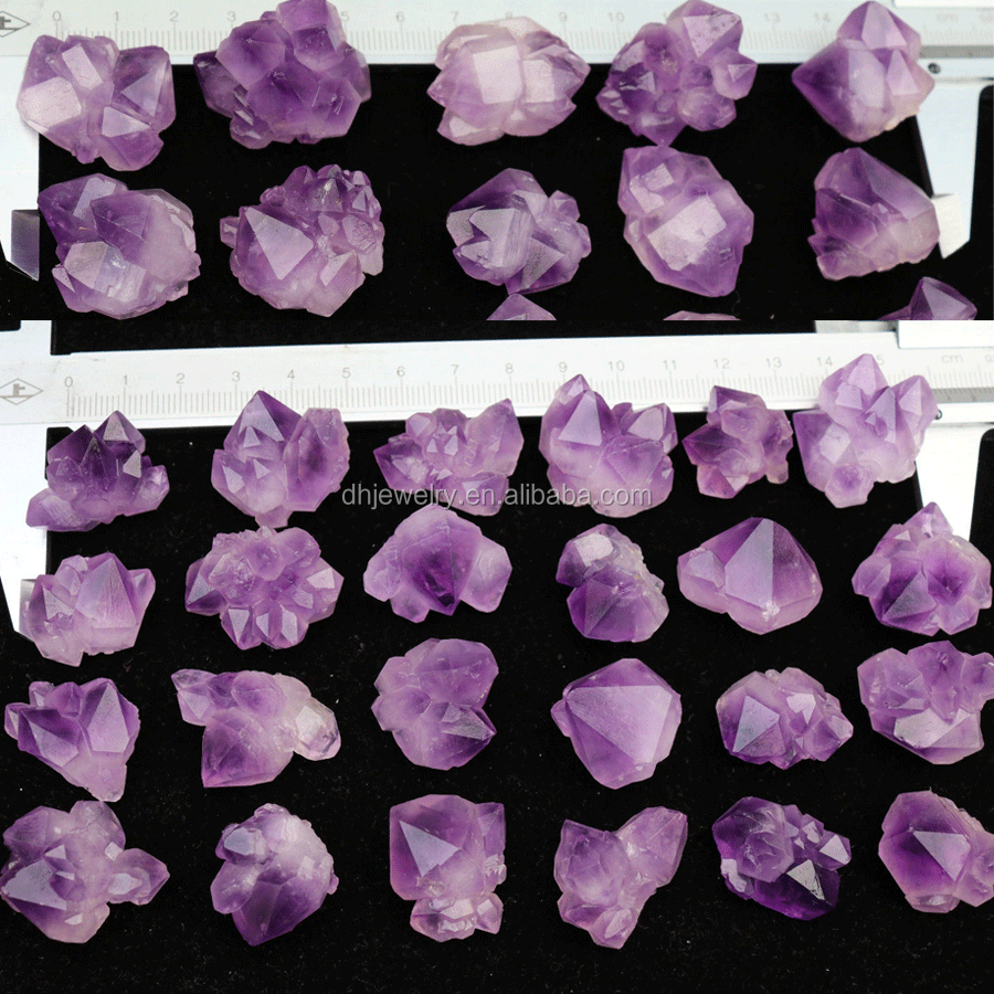 AMETHYST Geode Crystal Cluster, Specimen, Beautiful Points, raw crystal points