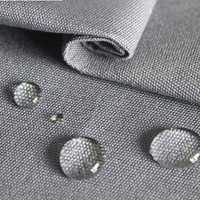 high tenacity protective cotton polyester flame retardant antistatic waterproof canvas fabric