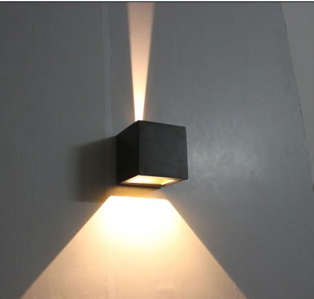Buy modern Surface Lighting Light Up Lightmodern Wall Down Indoor And Mounted Led 4Rqj5L3A
