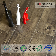 Multifunctional fire resistant laminate flooring with customized