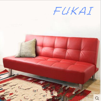 Reclining Sofa bed Faux leather sofa in Guangzhou, View cheap sofa ...