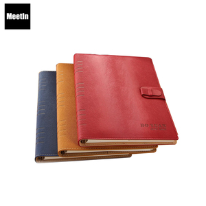The high-quality goods pure cowhide banana paper notebook