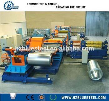 Steel Coil Cutting Machine For Cutting Panel Aluminum