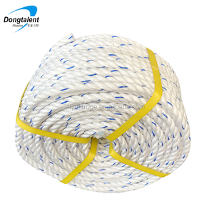 waterproof braided pp floats Strong PolyPropylene Braided fishing Rope