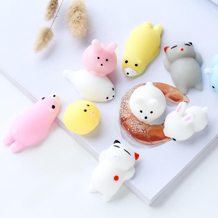 Squishy Baby Ball : 2018 Wholesales Cute Soft Plastic Rubber Mochi Squishy Animal Toys For Kids - Buy Mochi Squishy ...