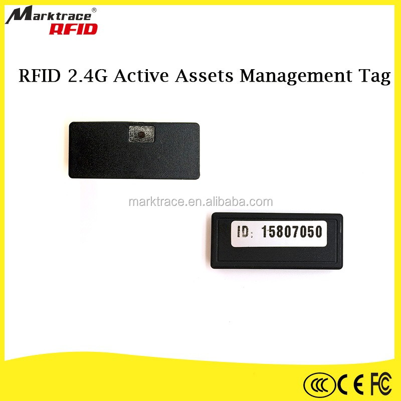 Ultra Long Range 2.4g Active Rfid Tag For Staff Tracking And Asset ...