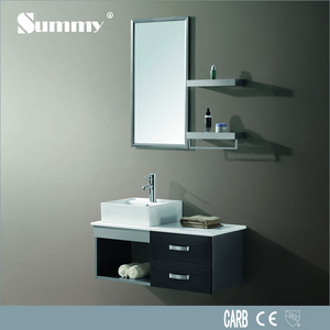 high quality furniture cabinet wall mounted rv bathroom vanity
