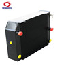hot selling custom aluminum heat exchanger wavy fin