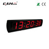 [Ganxin]4'' 6 Digits Race Timer Clock Digital Square Projection Clock Led Electronic Digital Wall Clock