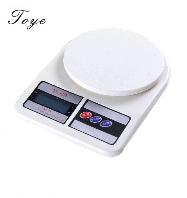 3000g/0.1g Digital LCD Electronic backing Scale Food cooking postal scale 3kg